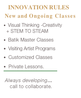 INNOVATION  RULES   